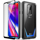 For LG G7 ThinQ Rugged Bumper Case Poetic Guardian [With Tempered Glass] 4 Color <br/> [OFFICIAL STORE][IN-STOCK][FREE SHIPPING][USA DEALER]