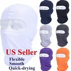 US Unisex Motorcycle Cycling Lycra Sun UV Protection Balaclava Outdoor Face Mask