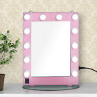 """26"""" Hollywood Makeup Vanity Mirror with Led Light Dimmer Cosmetic Beauty Stage"""