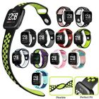 Внешний вид - Replacement Sport Silicone Classic Band Strap Wristband For Fitbit Versa
