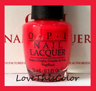 OPI O.P.I Nail Polish - OPEN STOCK - YOUR CHOICE - Full Size Lacquer Series A - <br/> Save 5% Off Total Order When You Buy More Than One**