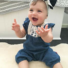 Lovely Baby Girl Romper Jumpsuit Dress Cute and sweet Outfit Clothes