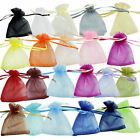 25/50/100 6.85*8.89CM Birthday Christmas Wedding Favor Pouches Gift Bags