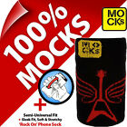 Mocks Guitar Mobile Phone MP3 Sock Case Cover Pouch Sleeve for iPhone 4S 5 5S SE