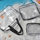 Waterproof Cosmetic Makeup Bag Toiletry Clear PVC Travel Wash Holder Pouch Fashi