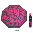 NWT Asst Misty Harbor Folding Umbrellas - Choose From 32 Patterns and Colors