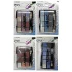 L.A. COLORS* 12 Color EYE SHADOW PALETTE Long Lasting SILKY