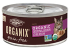 Castor and Pollux Organix Grain Free Organic Chicken & Chicken Liver Dog Food