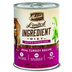 Merrick Limited Ingredient Diet Real Turkey Recipe Canned Dog Food