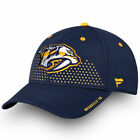 Nashville Predators Fanatics Branded 2018 Draft Flex Hat- Navy on eBay