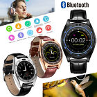 Bluetooth Smart Watch Heart Rate Monitor For Samsung S9 S8 Plus 7 6 Huawei HTC