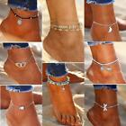 New Women 1Pc Different Shape Fashion Beach Barefoot Ankle Jewelry Chain DZ88
