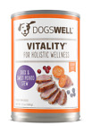 VITALITY Duck and Sweet Potato Canned Dog Food