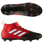 New Adidas ACE 17.2 Primemesh FG Mens Soccer Cleats - Red / Black