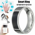 UK Waterproof NFC  Ring Magic Wearable For Android Mobile Phone New HA