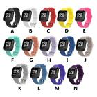 S/L Replacement Classic Soft Wrist Strap Watchband For Fitbit Versa Watch Band