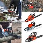 New Petrol Chainsaw Saw Blade With Chains, Bar Cover and Tool Kit Garden EH7E 01