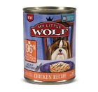 My Little Wolf Grain Free 96% Chicken Recipe Canned Dog Food