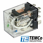 TEMCo Ice Cube Relay General Purpose 10A Contact (LY2) - Select Coil Voltage