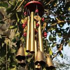 Large Wind Chimes Bells Copper Ornament Windbell Gift Yard Garden Home Decor USA
