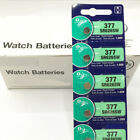 5pc Of Pack Silver Oxide Button-type Watch Batteries CR2032 CR2032 CR377 SR626SW