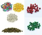 50 X 6mm Extra Small Tiny Metal Jingle Style Bells Cards Crafts Charms Jewellery