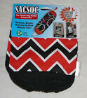 Brawny Sacsoc Sack Sock Plastic Shopping Grocery Bag Holder Dispenser