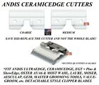 Andis Ceramic Edge Replacement Detachable Clipper Blade CUTTER*Fit EGT&UltraEdge