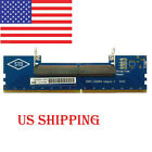 Laptop DDR4 RAM to Desktop Adapter Card Memory SO DIMM to DDR4 Converter US