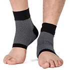 COOPER Plantar Fasciitis Socks Ankle Arch Compression Foot Sleeves Socks 1 Pair