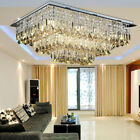 Modern fashion LED K9 crystal ceiling lamps chandeliers Lighting Fixture #6680