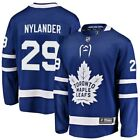 William Nylander Toronto Maple Leafs Fanatics Branded Breakaway Player Jersey