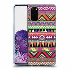 OFFICIAL BIANCA GREEN PATTERNS SOFT GEL CASE FOR SAMSUNG PHONES 1