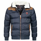 Geographical Norway Emei Herren Winterjacke Steppjacke Jacke