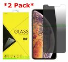 2X Privacy Anti-Spy Tempered Glass Screen Protector for iPhone XR /XS /XS Max
