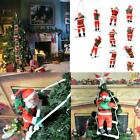 Christmas+Santa+Claus+Climbing+Stairs+Hanging+++Tree+Ornament+Home+Decoration