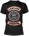 W.A.S.P. WASP Blackie Lawless Forever T-SHIRT OFFICIAL MERCHANDISE