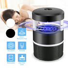 LED Electric Fly Zapper Mosquito Killer Lamp Bug Insect Pest Trap Light Control