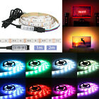 Waterproof 5050 RGB Multicolor USB Powered Led Flexible Background Light Strip