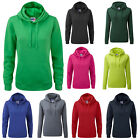 RUSSELL WOMENS AUTHENTIC HOODED SWEATSHIRT HOODIE XS-XL 265F