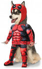 Внешний вид - Deadpool Marvel Superhero Wade Wilson Pet Dog Cat Halloween Costume