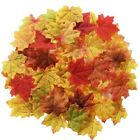 Best Artificial Large Loose Autumn Maple Silk Leaves Foliage Wedding Decoration