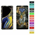 For Samsung Galaxy Note 9 Camo Camouflage Hybrid ShockProof Armor Case Cover