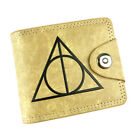 One Piece wallet fashion folding purse Rectangle Leather Pu Card wallet GIFT