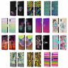 HEAD CASE DESIGNS TREND MIX LEATHER BOOK WALLET CASE FOR APPLE iPHONE PHONES