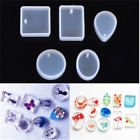 Lots Silicone Mold Craft DIY Jewelry Making Universe Ball UV Resin Cake Decor HS