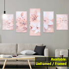 5X Modern Abstract Flowers Canvas Print Painting Wall Art Picture Home Decor New
