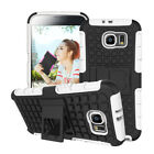Shockproof Anti-skid Silcone Rugged Rubber Hard Case Cover for Samsung Galaxy S7