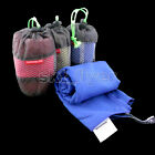 Внешний вид - Outdoor Travel Camping Microfiber Quick Dry Towel Shower Sport Swim Bath Towel