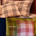 Chesterfield Check Pillow Sham Red or Black image